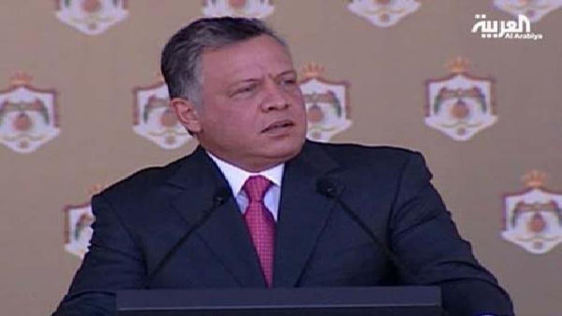 اردن کے فرمانروا شاہ عبداللہ دوم