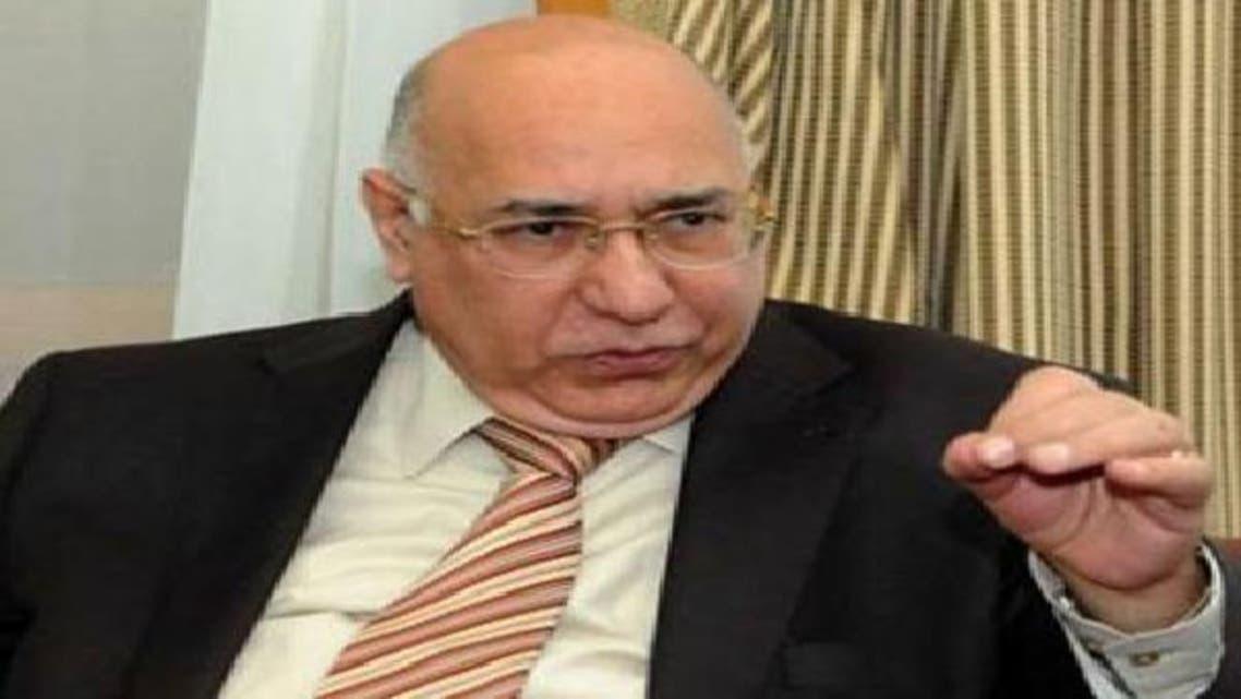 وزير المالية المصري ممتاز السعيد