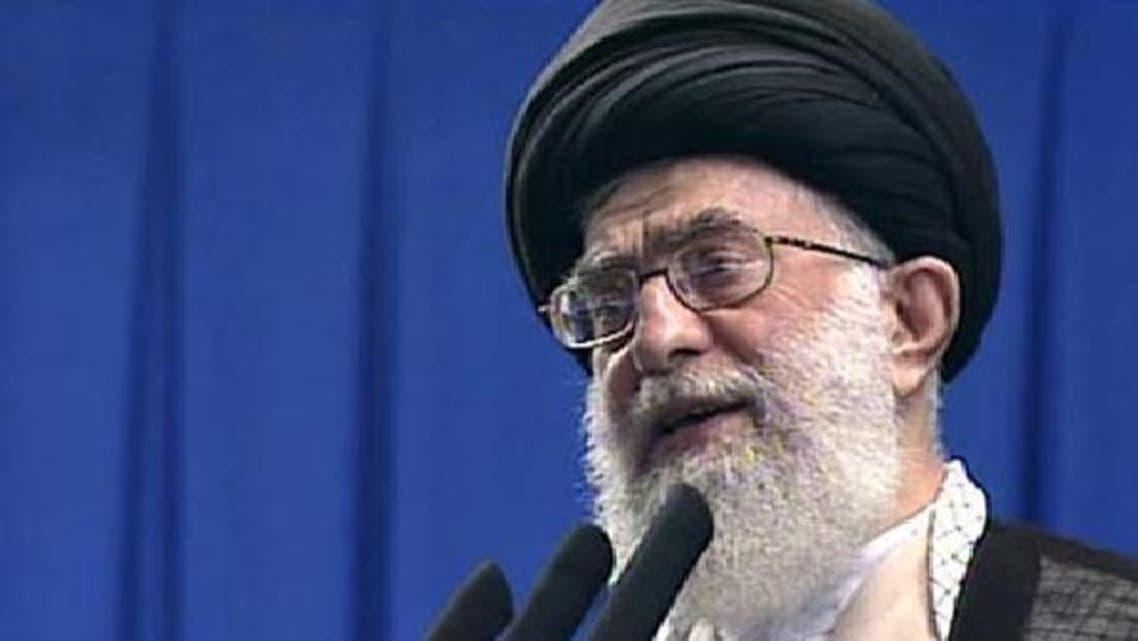 ایران مغرب کی جابرانہ پابندیوں پر قابو پالے گا: خامنہ ای