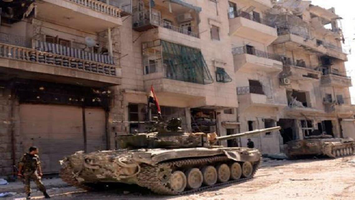الحزب نفى إرساله قوات إلى سوريا للقتال بجانب الجيش النظامي