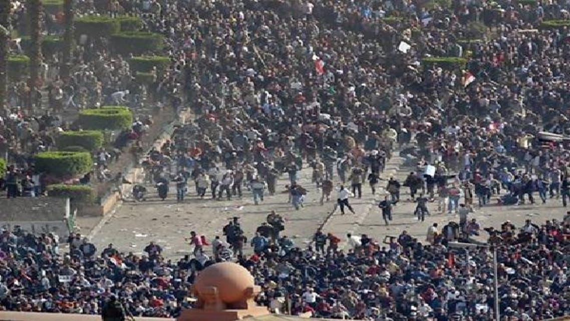 الثوريون: جمعة الحساب أبلغ رد على حكم موقعة الجمل