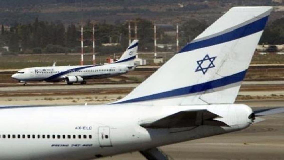 اسرائیلی فضائی ٹریفک نامعلوم وجوہ کی بنا پر عارضی طور پر معطل