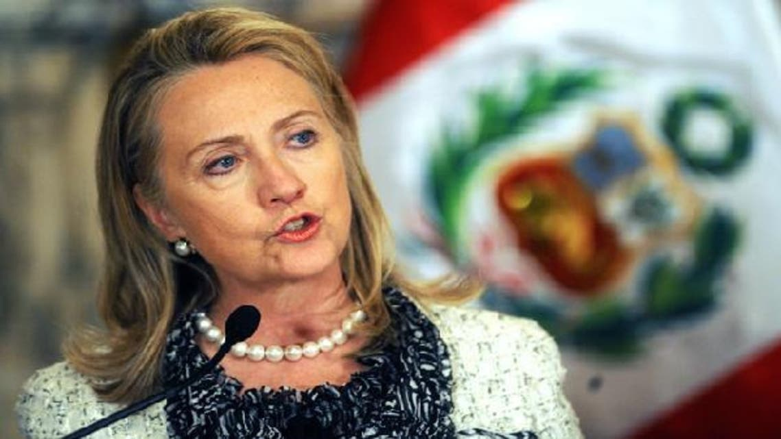 Secretary of State Hillary Clinton said that the U.S. president and the vice president wouldn't be knowledgeable about specific decisions that are made by security professionals. (AFP)