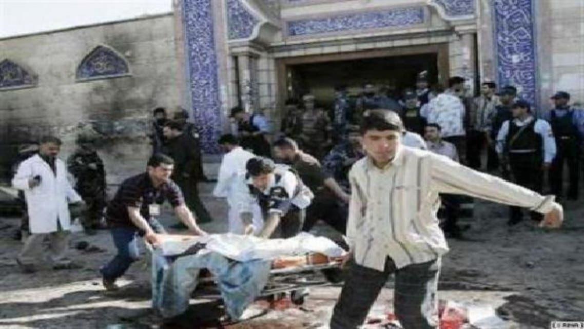المتهمون ادينوا بتهمة التورط في إنفجار استهدف تجمعا لقوات الباسيج