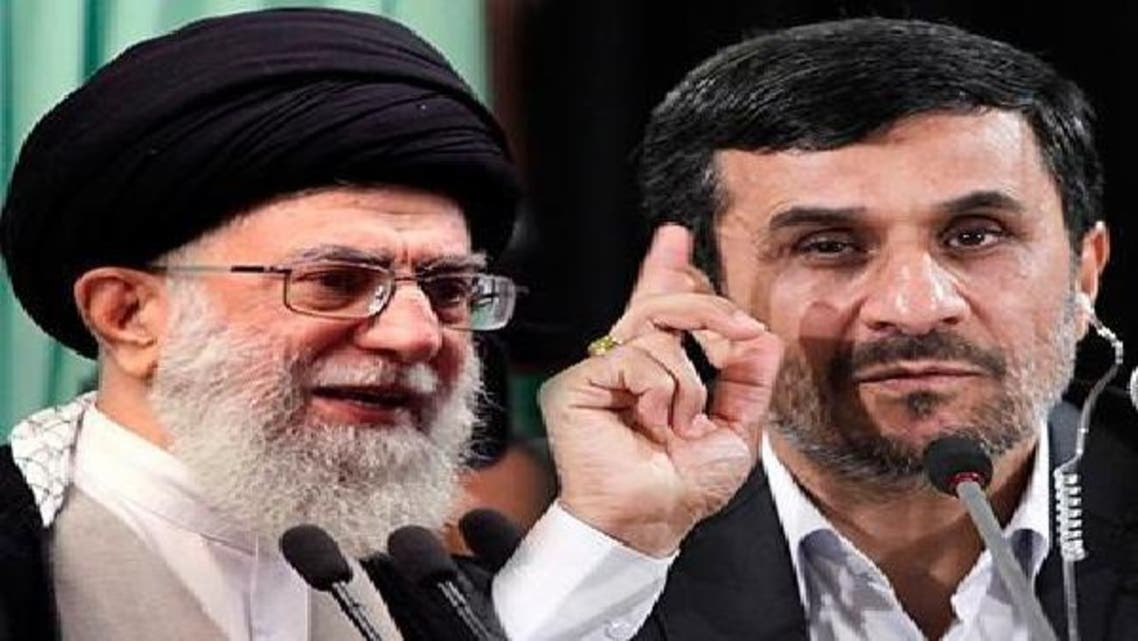 درخواست احمدی نژاد برای ملاقات با خامنهای رد شد