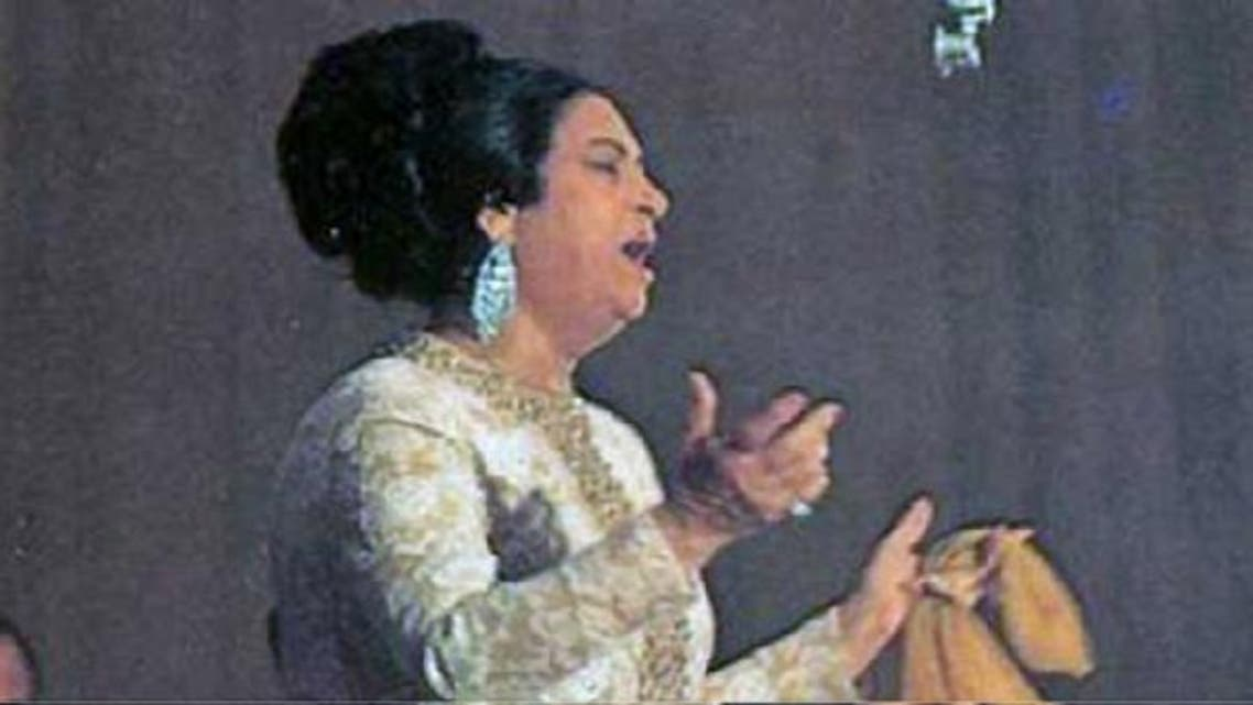 Umm Kulthum was an Egyptian singer, songwriter, and actress. (Wikimedia)