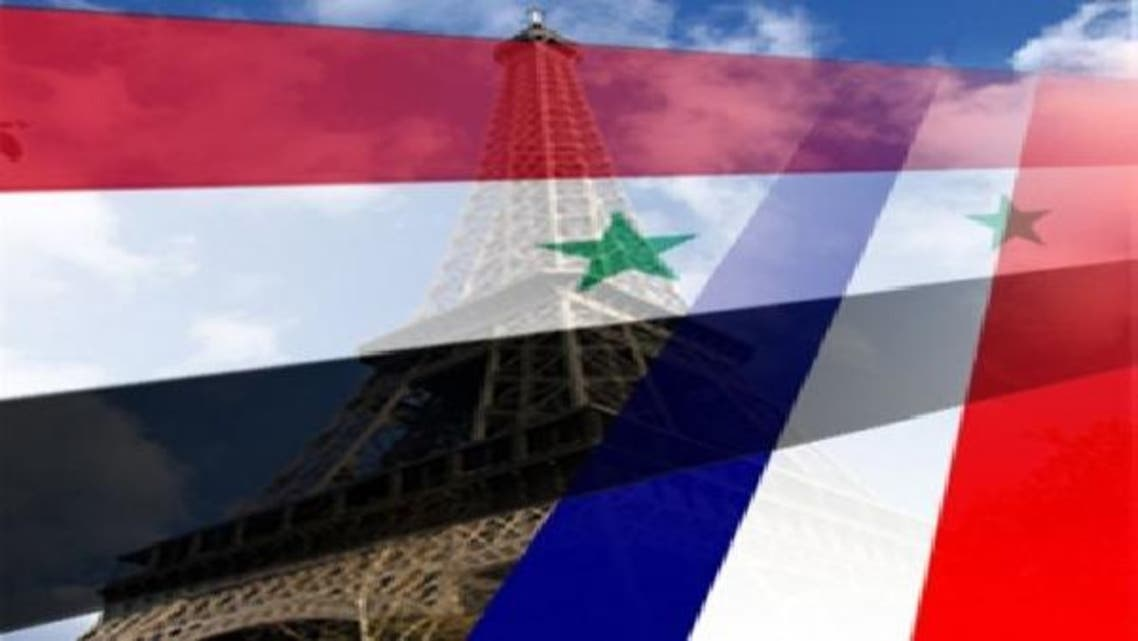"""باريس تدعم \\""""مجالس ثورية مدنية\\"""" في سوريا"""