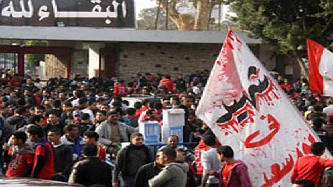 الأهلي المصري يضع خطة لوقف اقتحام الجمهور للنادي