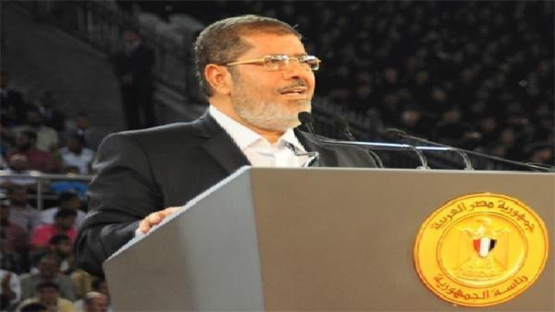 معافی کا اعلان مرسی حکومت کے 100 دن مکمل ہونے کی خوشی میں کیا گیا
