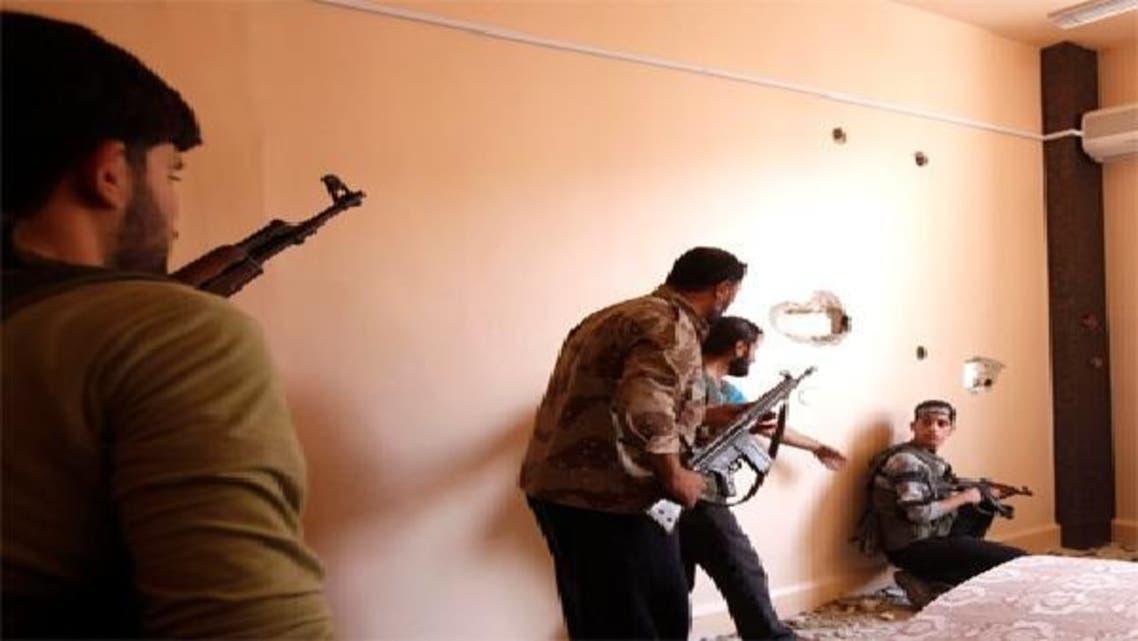 شام میں جیش الحر کے جنگجوؤں کے لئے پہلی مرتبہ تنخواہوں کا اجرا