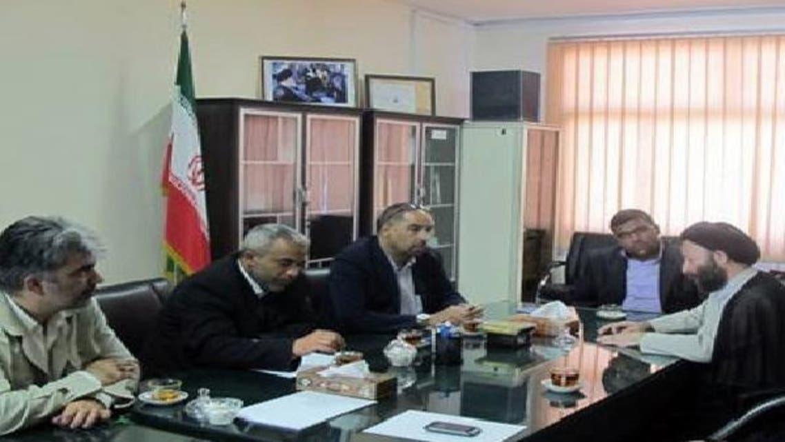 اپوزیشن لیڈر سعید الشہابی اجلاس کی صدارت کر رہے ہیں