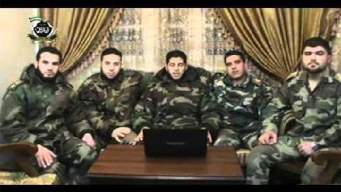 Members of the al-Farouq brigade claimed to have captured the Syrian President\'s cousin. (Al Arabiya)