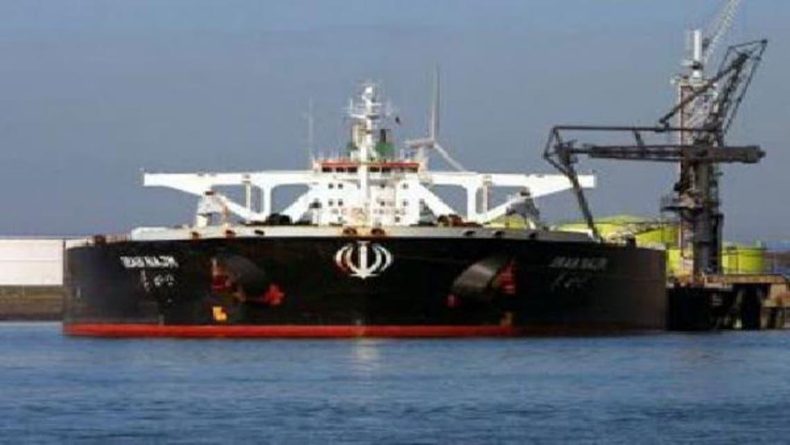 منصة ايرانية لانتاج النفط في الخليج