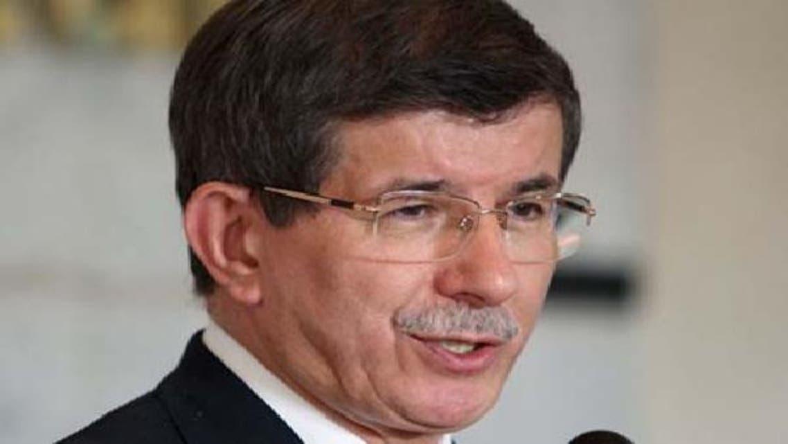 ترک وزیر خارجہ احمد داؤد اوغلو