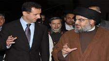 حسن نصر الله يهين نظام الأسد.. قيادة وحكومة وجيشاً