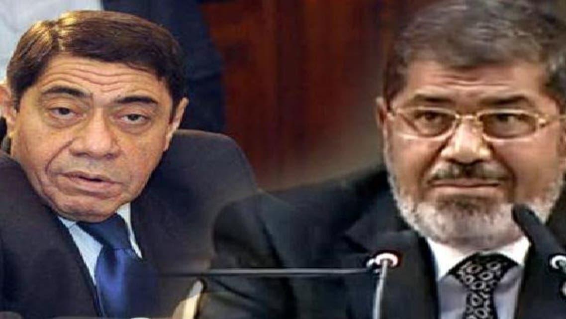 ڈاکٹر محمد مرسی اور عبدالمجيد محمود