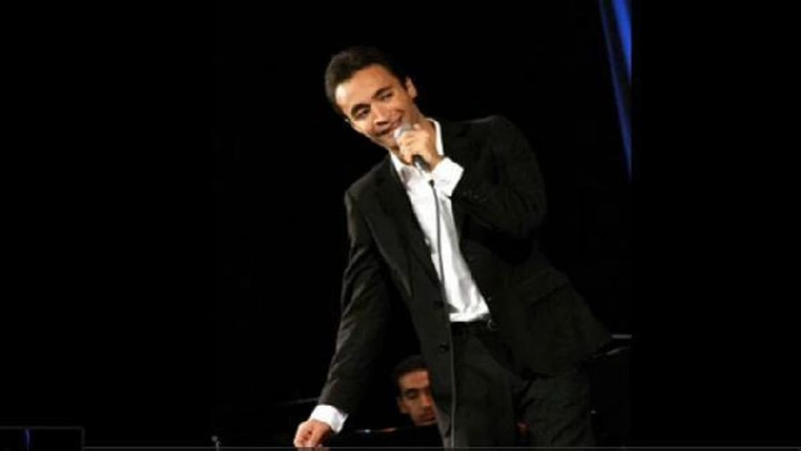 """Egyptian artist, Tony Kaldas, was nominated for the Music Peace Prize earlier in 2012 for  his song: """"You are my Brother.""""  (YouTube photo)"""