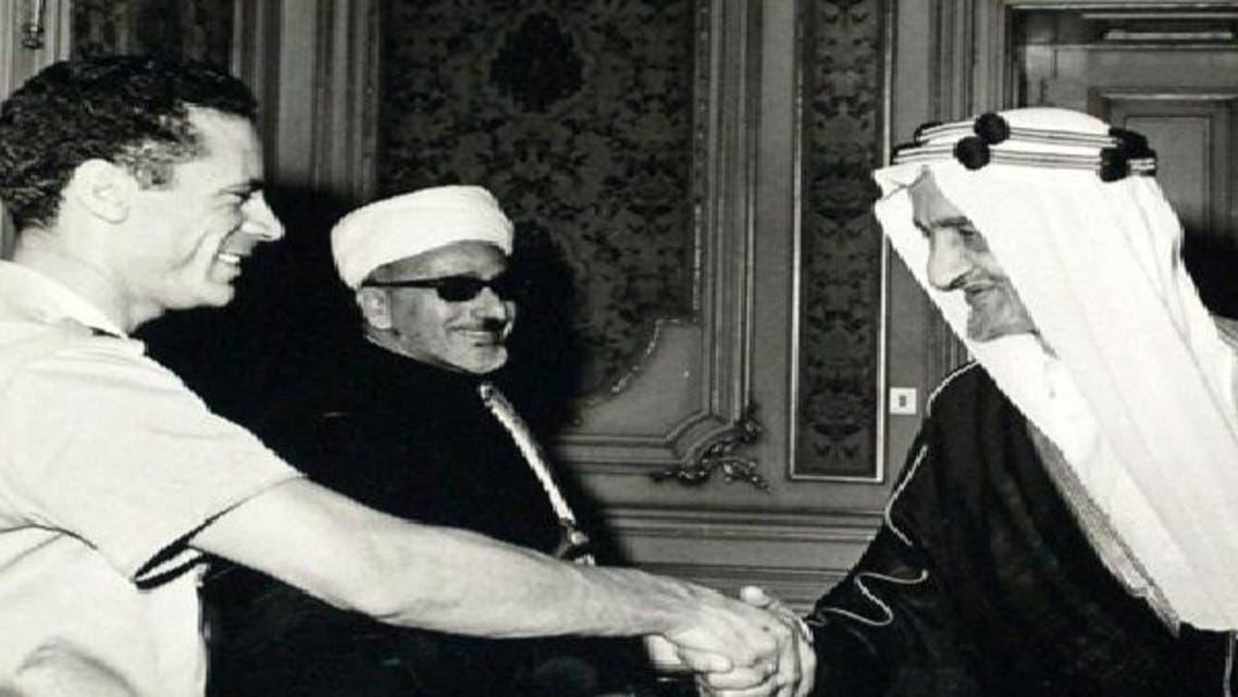 معمر القذافی \'نفسیاتی مریض\' ہیں، سادات بچ کر رہیں: شاہ فیصل