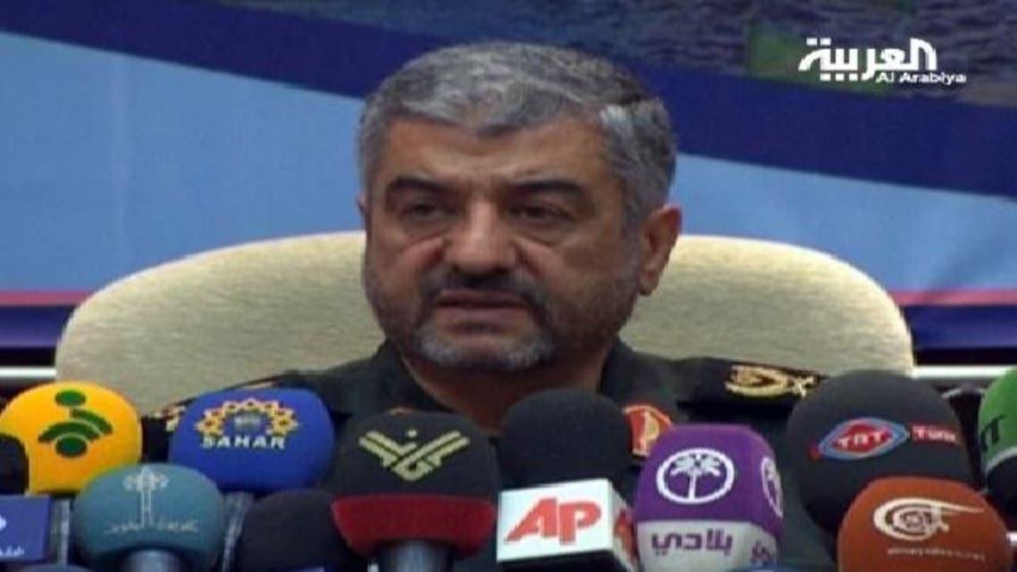 پاسداران انقلاب کے سربراہ جنرل محمد علی جعفری