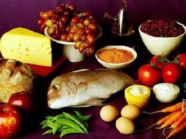 الطعام الصحي يقي من الأمراض المستعصية غير المعدية