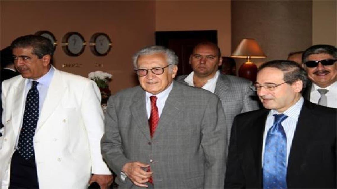 شام عید الاضحیٰ کے موقع پر جنگ بندی پر متفق: الاخضر الابراہیمی