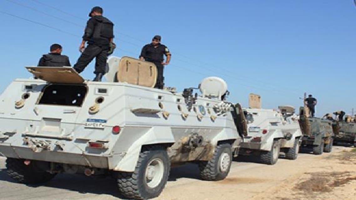 القوات المصرية بدأت قبل شهرين أكبر حملاتها الأمنية في سيناء