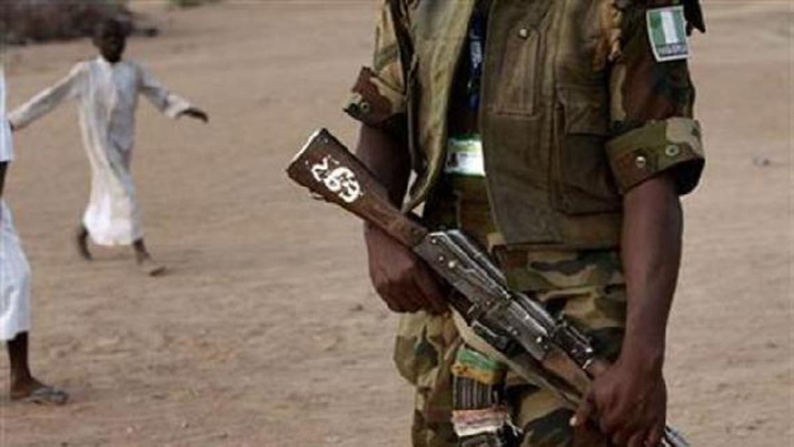 The attack that killed four Nigerian peacekeepers was considered to be the deadliest in the U.N.-African Union Mission in Darfur's five-year history. (Reuters)