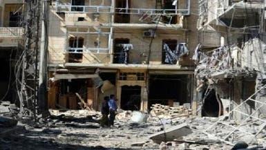 44 قتيلاً بعد غارة جوية على معرة النعمان في سوريا