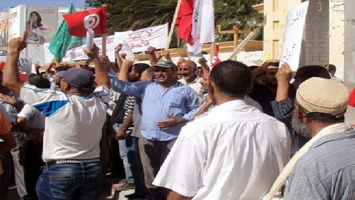 غضب في سيدي بوزيد لتعيين والٍ محسوب على بن علي