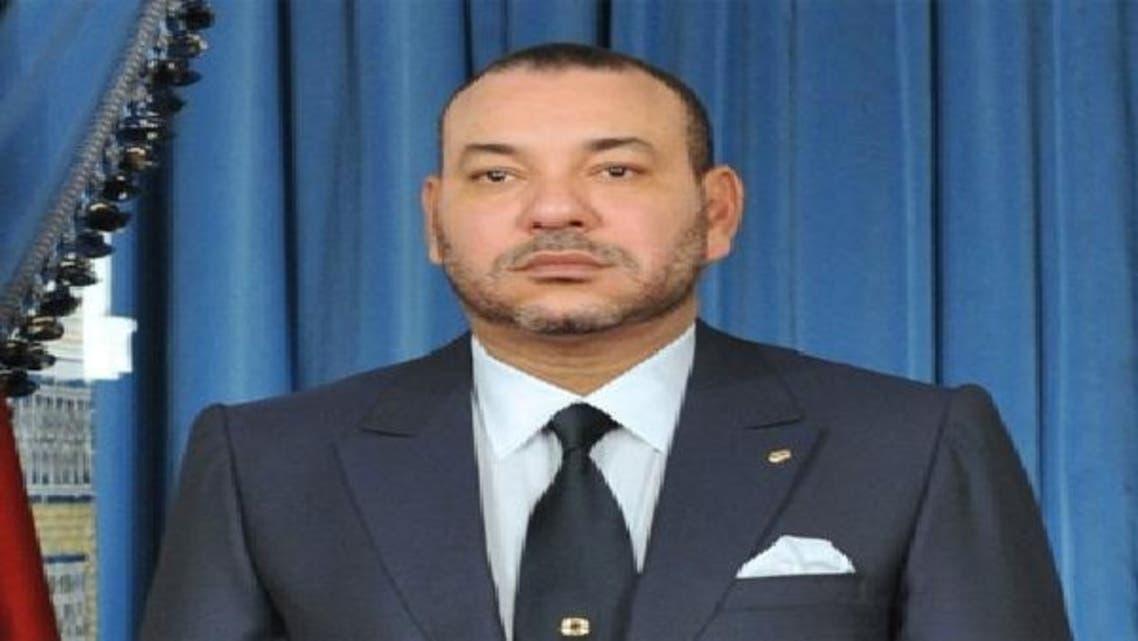 مراکش کے فرمانروا شاہ محمد ششم