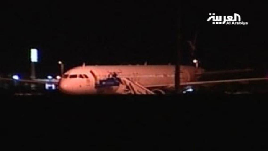 ترکی نے شامی ائر لائنز کا مسافر جہاز زبردستی انقرہ اتار لیا