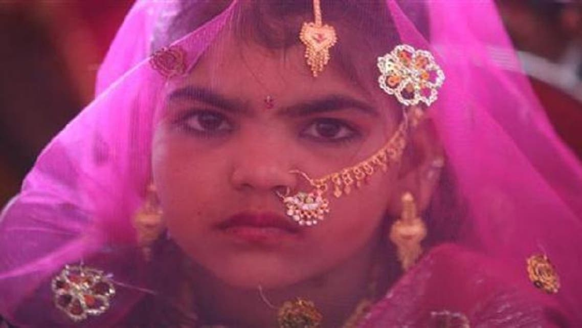 In 146 countries, girls younger than 18 get married with the consent of parents, and in 52 nations the age is under 15. (Reuters)
