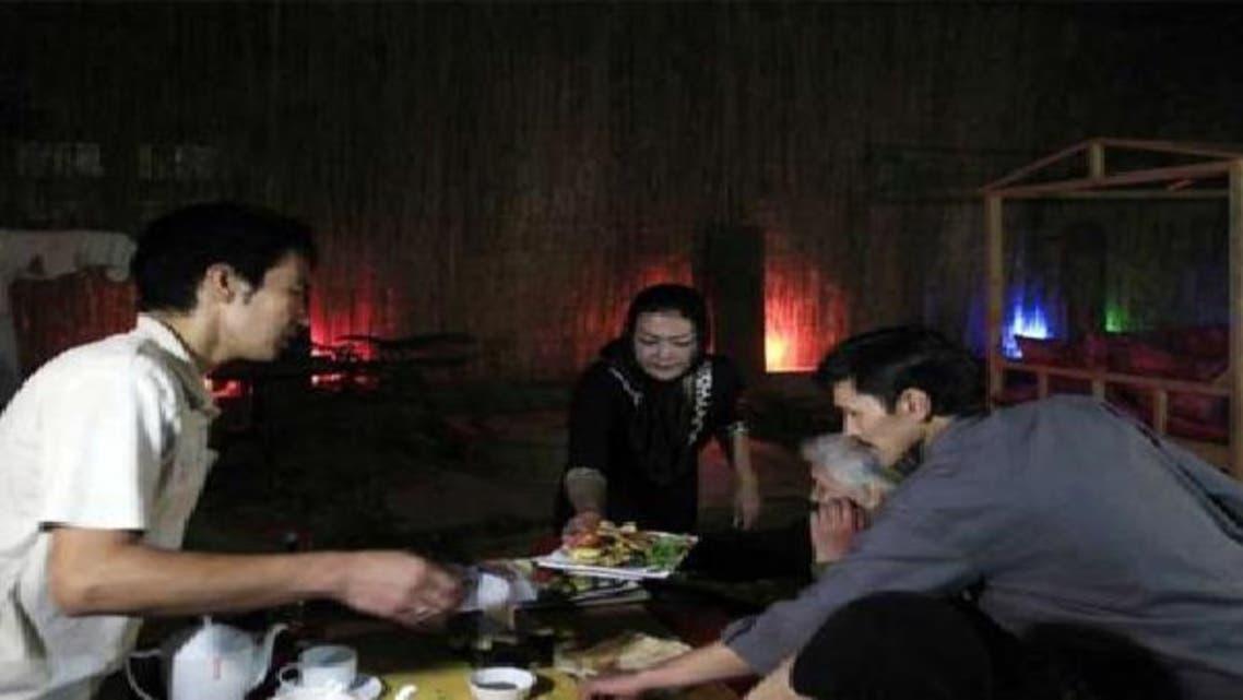 مطعم أفغاني يديره مدمنون سابقون