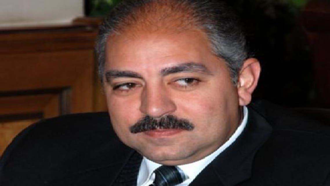 وزير الرياضة المصري العامري فاروق