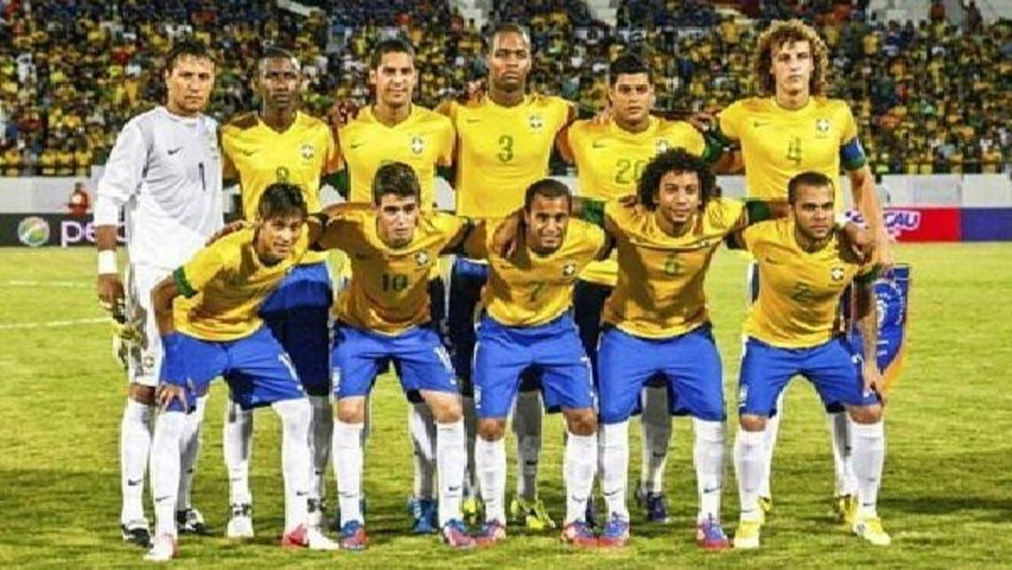 المنتخب البرازيلي الأول لكرة القدم