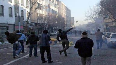 حقوق الإنسان قمع للقوميات والصحافيين في إيران