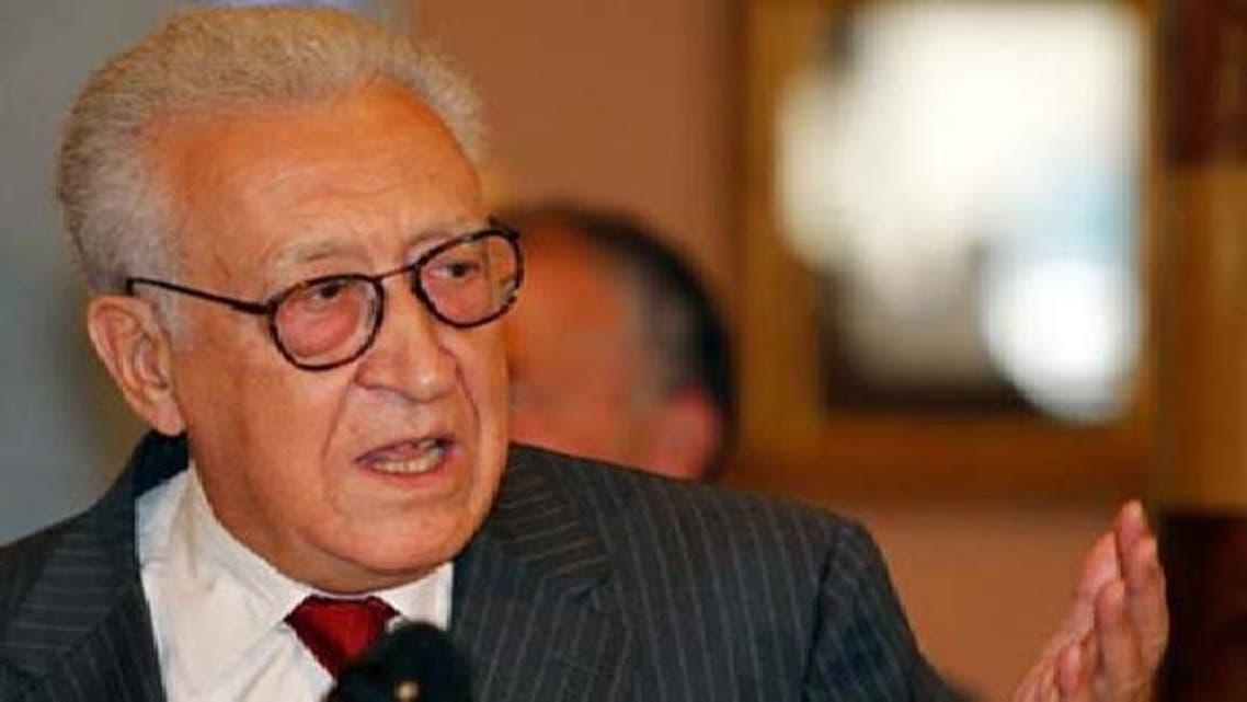 اقوام متحدہ اور عرب لیگ کے شام کے لیے خصوصی ایلچی الاخضر الابراہیمی