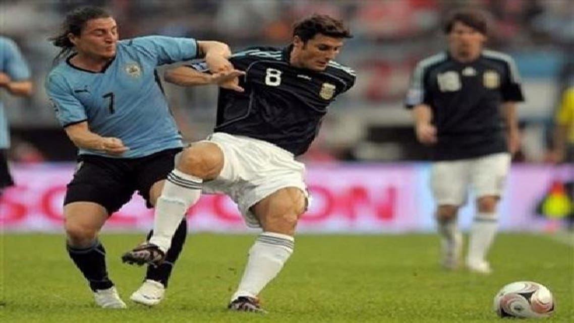 الأرجنتين تستقبل الأوروغواي في تصفيات المونديال