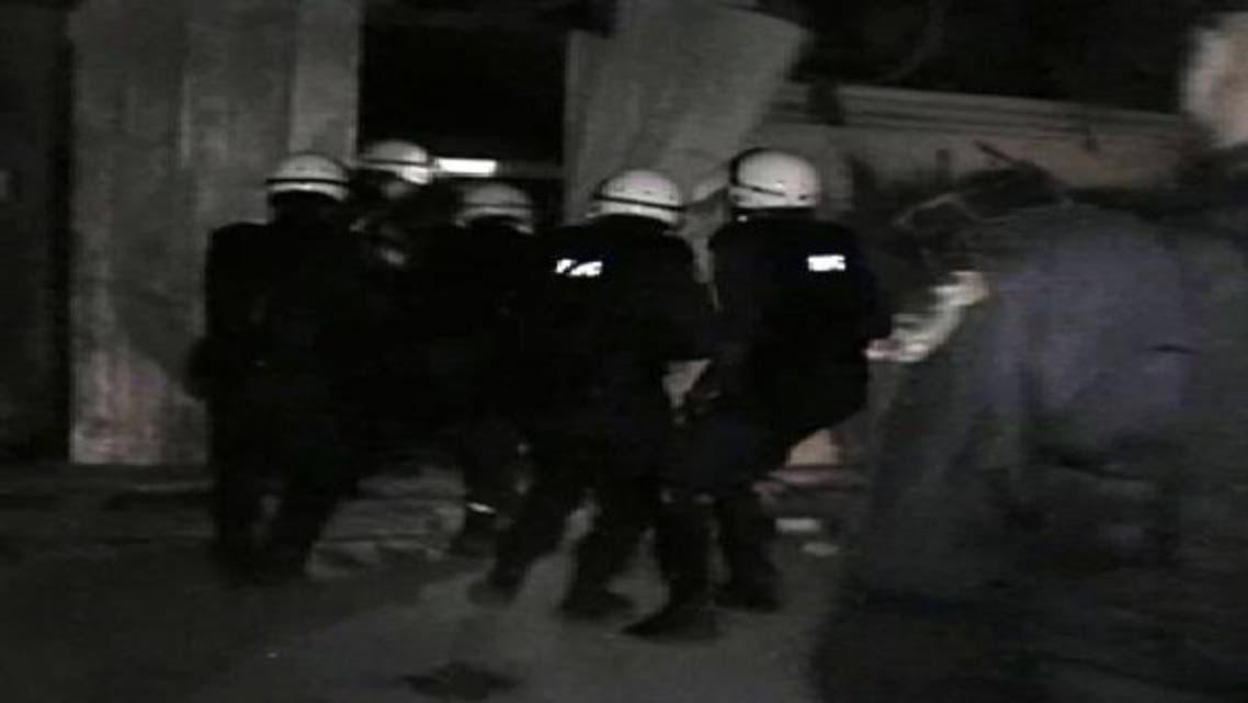 العربیہ ٹیم بحرینی سیکیورٹی اہلکاروں کے قاتلوں کے گڑھ میں داخل