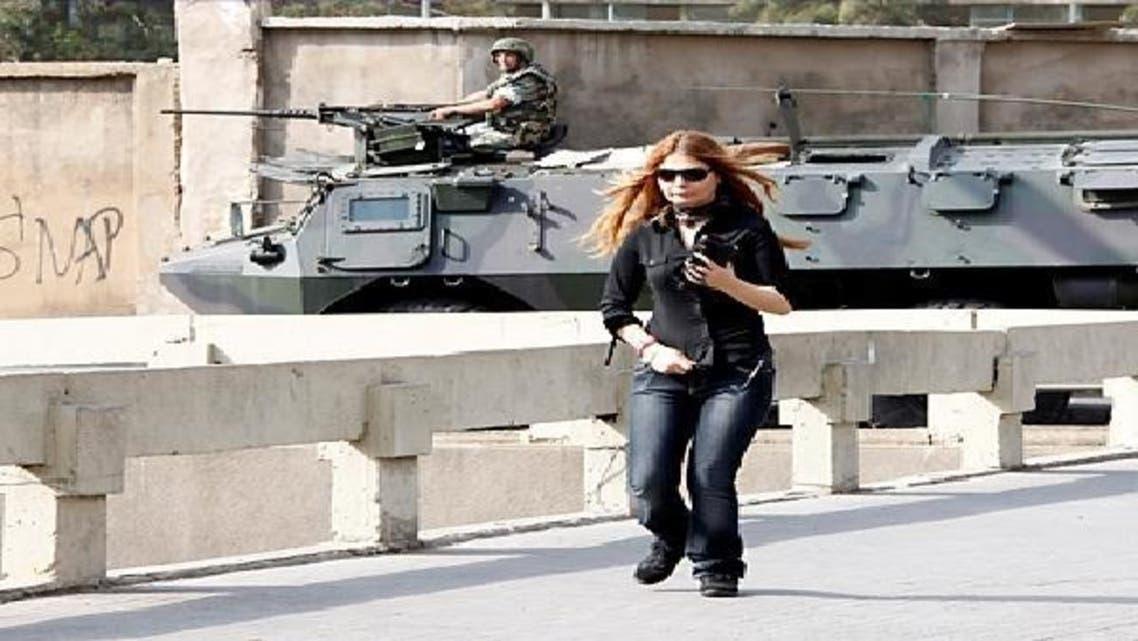 بیروت میں کشیدہ امن