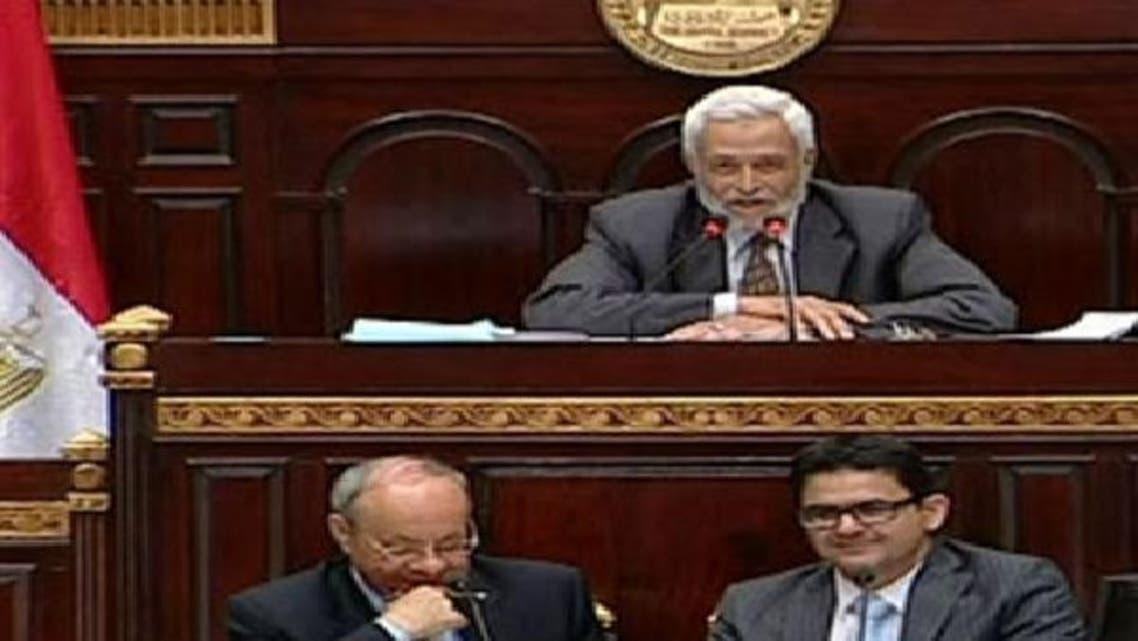 تاسیسی کمیٹی کے اجلاس کا منظر