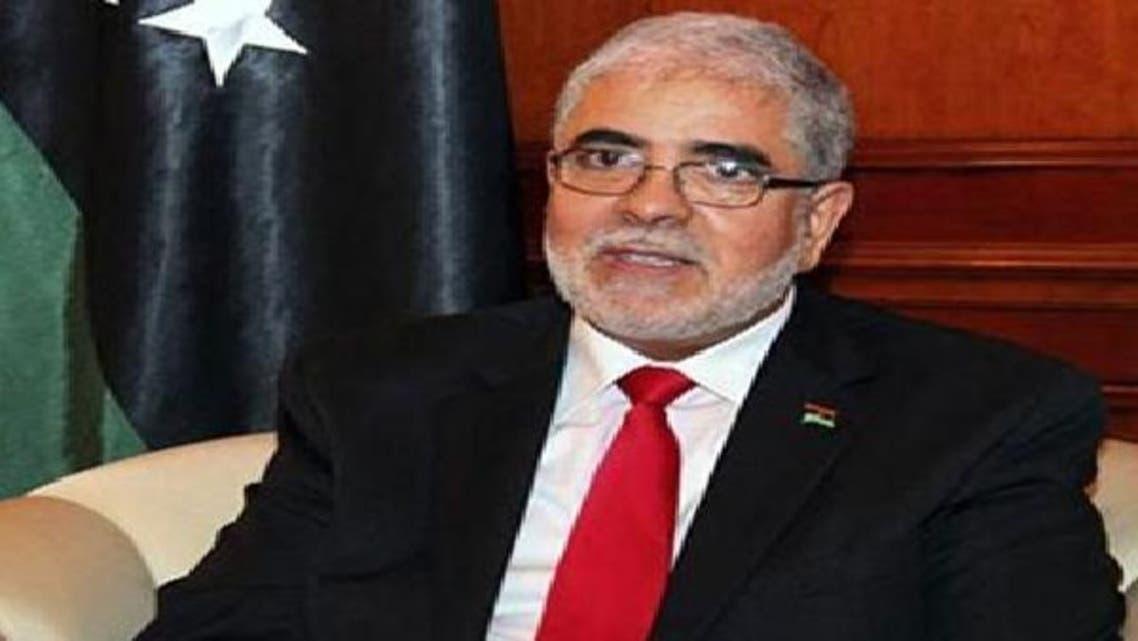 لیبیی وزیر اعظم ڈاکٹر مصطفیٰ ابو شاقور
