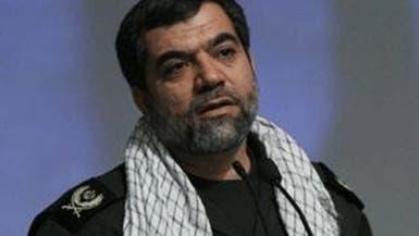 """قائد الباسيج: الاحتجاجات في إيران """"حرب عالمية حقيقية"""""""