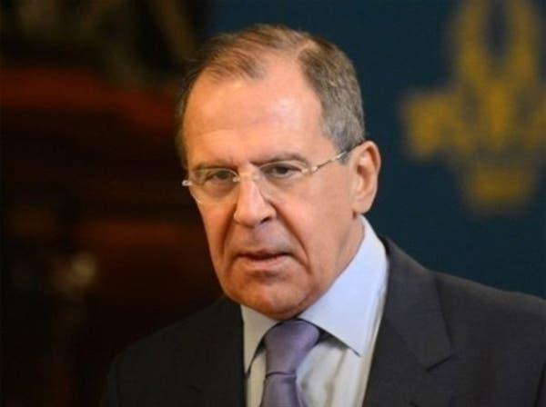 لافروف: لا بد من وقف إطلاق النار في أوكرانيا