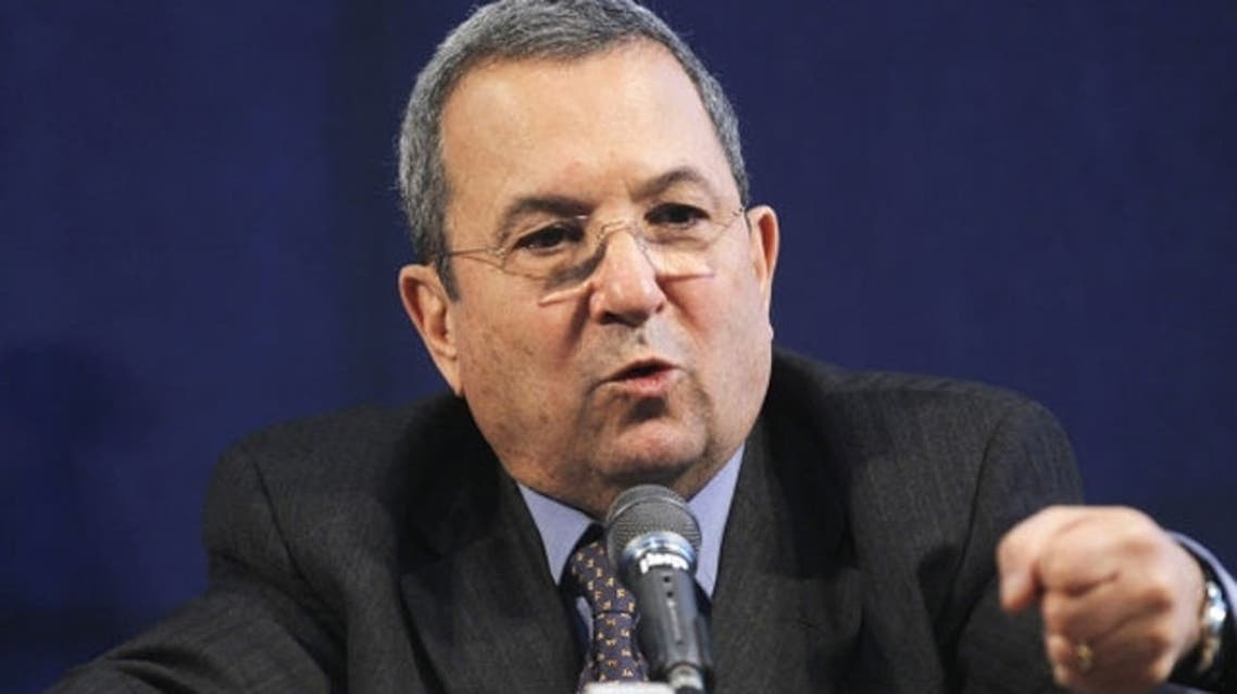 Defense Minister Ehud Barak implied Israel was responsible for a January 30 air strike inside Syria that was immediately attributed to the Jewish state.(AFP)