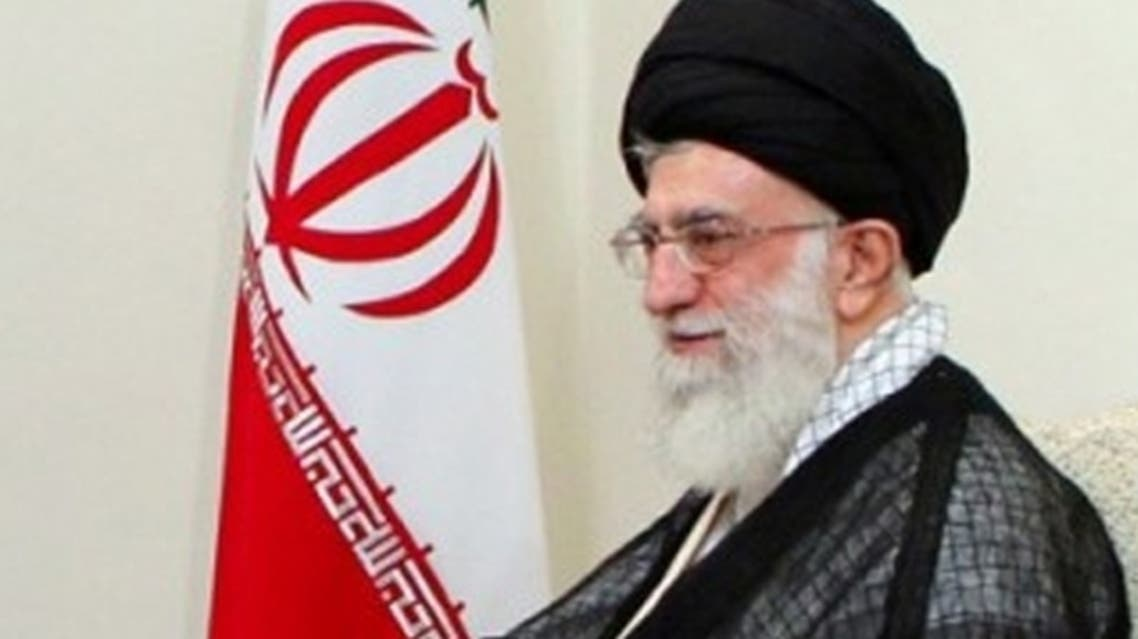 The all-powerful Khamenei has final say on all key issues in the Islamic republic, including Iran's sensitive nuclear activities and foreign policy. (AFP)