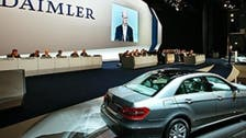 دايملر تخصص 11 مليار دولار لتطوير سيارات كهربائية