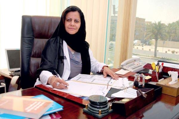 الدكتورة سلوى بنت عبدالله فهد الهزاع