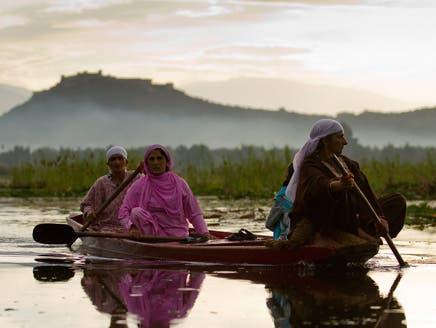 من فيلم وادي القديسين للمخرج موسى سيد