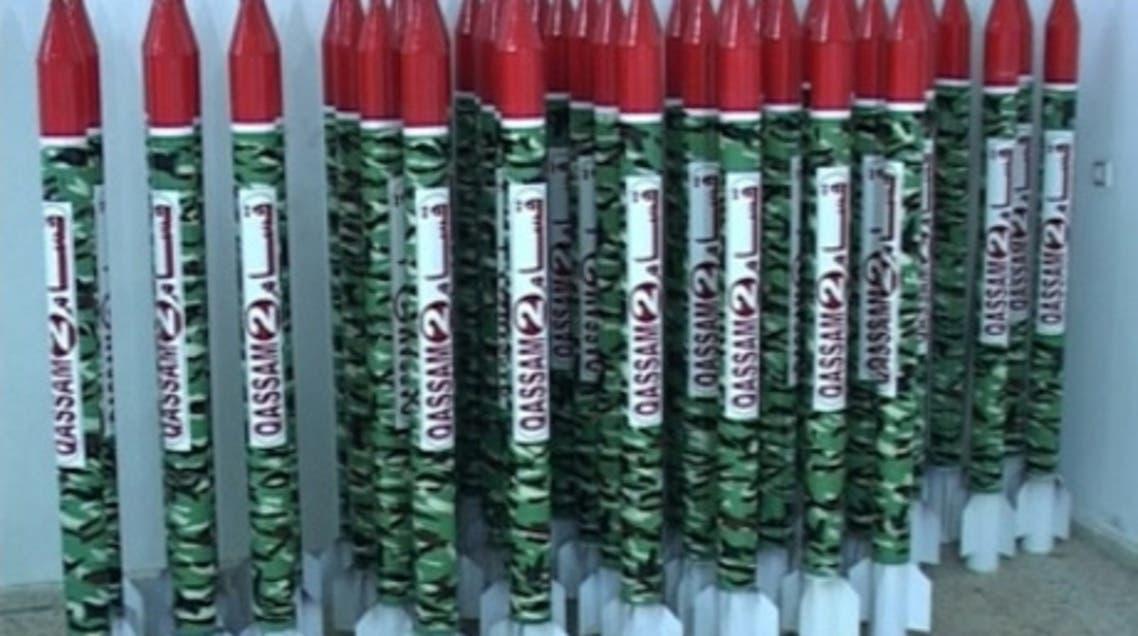 صاروخ القسام